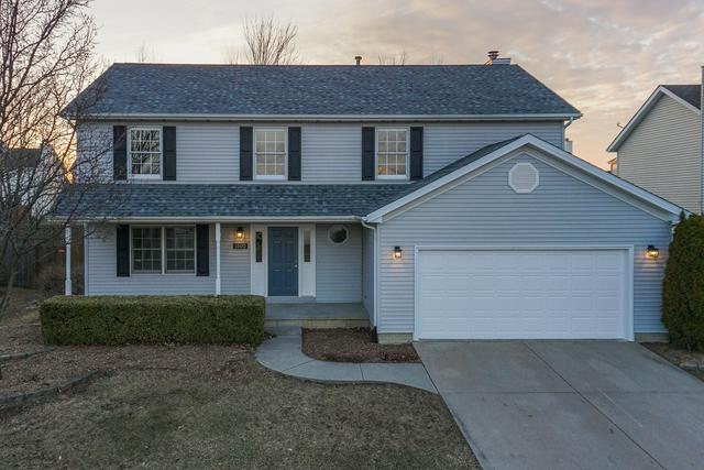 1502 Royal Pointe Drive, Bloomington, IL 61704 (MLS #10292588) :: Janet Jurich Realty Group