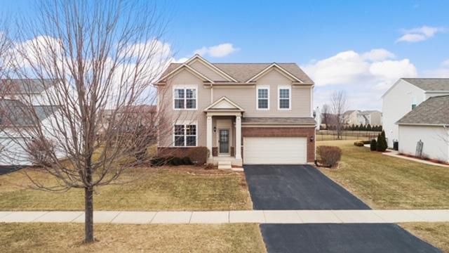 1547 Sienna Drive, Yorkville, IL 60560 (MLS #10292924) :: Helen Oliveri Real Estate