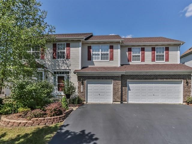 250 Lake Gillilan Way, Algonquin, IL 60102 (MLS #10293327) :: Helen Oliveri Real Estate
