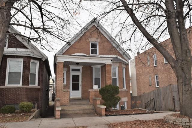 3543 S Seeley Avenue, Chicago, IL 60609 (MLS #10293399) :: HomesForSale123.com