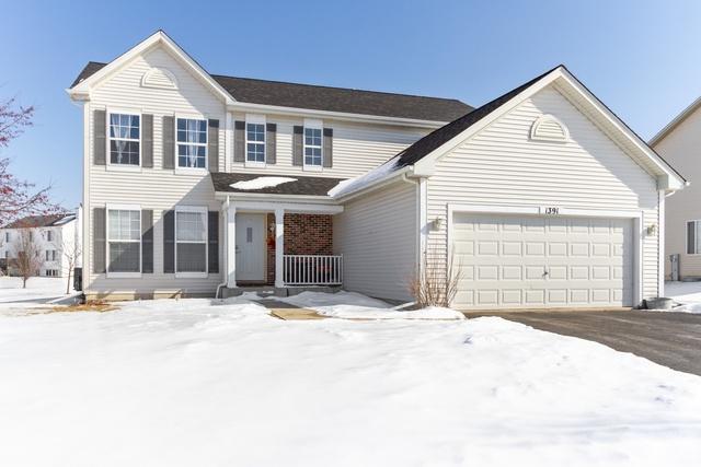 1391 S Abington Lane, Round Lake, IL 60073 (MLS #10293446) :: Baz Realty Network | Keller Williams Preferred Realty
