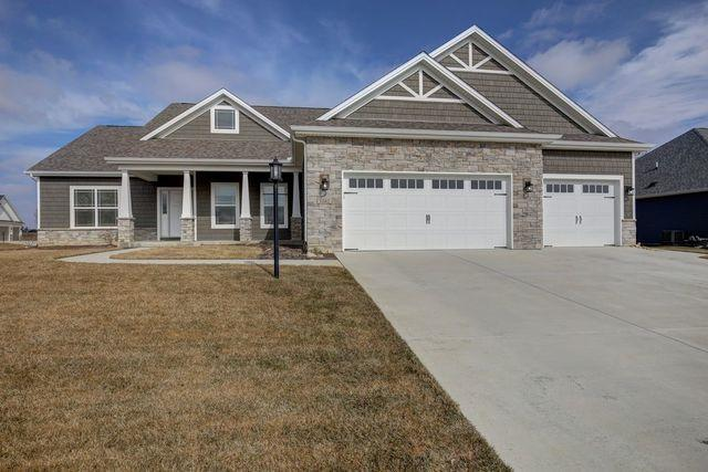 1302 Forest Ridge Drive, Mahomet, IL 61853 (MLS #10293718) :: Ryan Dallas Real Estate