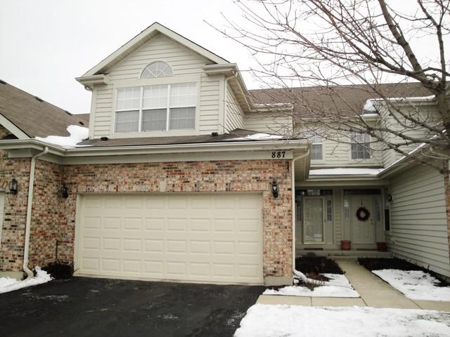 887 Havenshire Road #887, Naperville, IL 60565 (MLS #10293887) :: Baz Realty Network | Keller Williams Preferred Realty