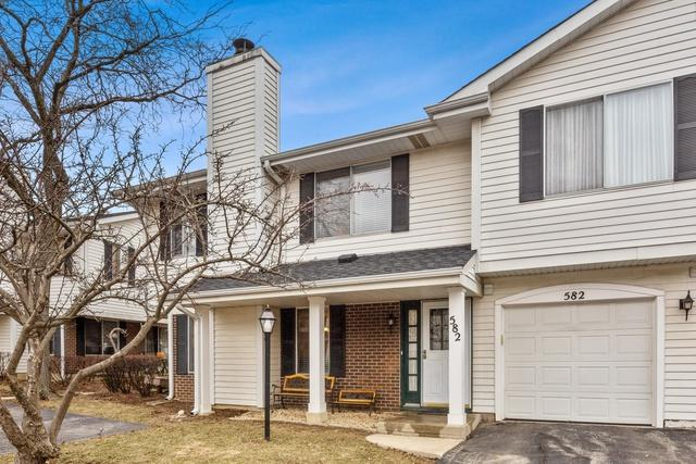 582 Willowcreek Court #582, Clarendon Hills, IL 60514 (MLS #10293912) :: Baz Realty Network   Keller Williams Preferred Realty