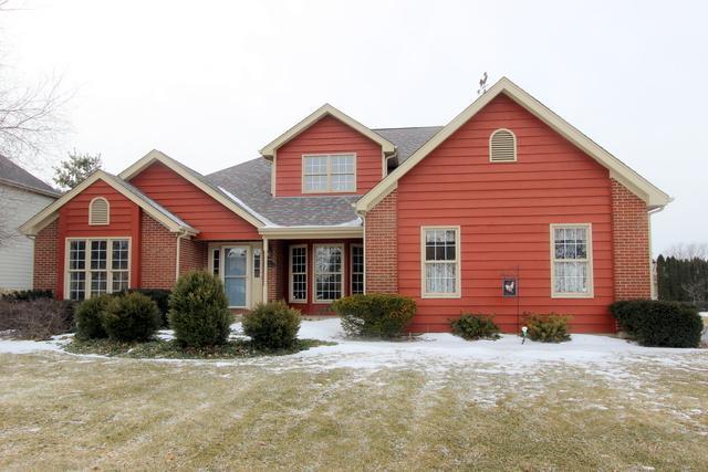 3541 Bunker Hill Drive, Algonquin, IL 60102 (MLS #10293925) :: HomesForSale123.com
