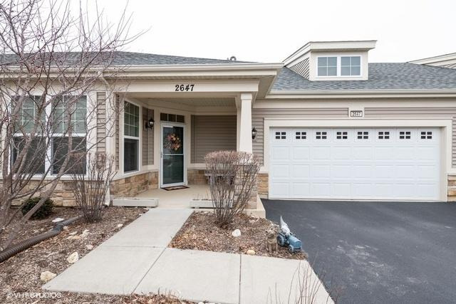 2647 Camberley Circle, Naperville, IL 60564 (MLS #10293969) :: Baz Realty Network   Keller Williams Preferred Realty