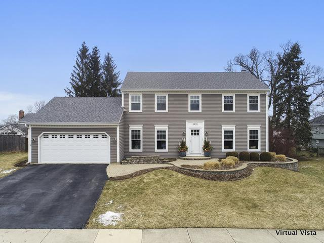 2215 Barger Court, Wheaton, IL 60189 (MLS #10293985) :: HomesForSale123.com