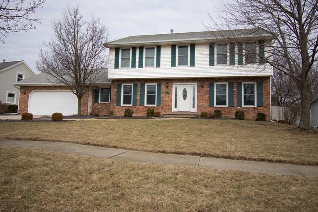 12 Hearthstone Court, Bloomington, IL 61704 (MLS #10294386) :: Ryan Dallas Real Estate