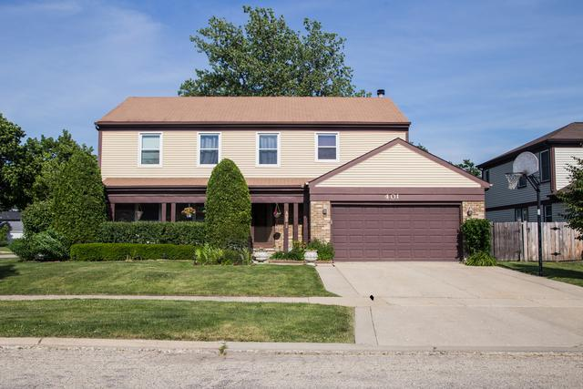 401 Caren Drive, Buffalo Grove, IL 60089 (MLS #10294438) :: Century 21 Affiliated