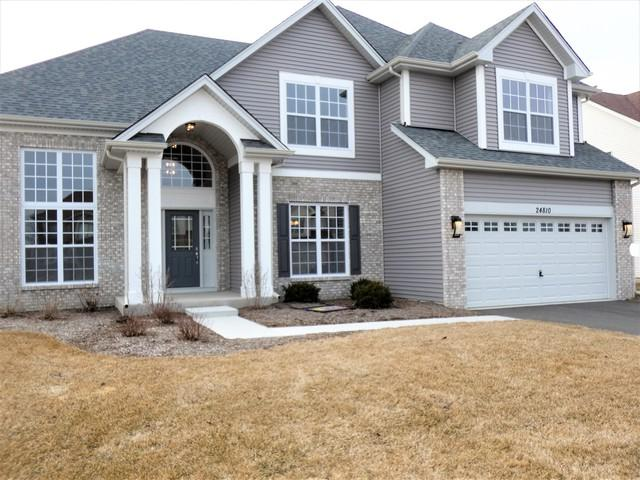 24810 Winterberry Lane, Plainfield, IL 60585 (MLS #10294754) :: Helen Oliveri Real Estate