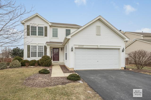 2337 White Rose Drive, Montgomery, IL 60538 (MLS #10294916) :: HomesForSale123.com