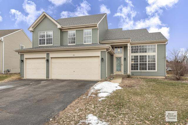 211 Wollmington Drive, Oswego, IL 60543 (MLS #10294944) :: Baz Realty Network | Keller Williams Preferred Realty