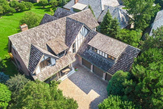 203 Kenmare Drive, Burr Ridge, IL 60527 (MLS #10295044) :: Berkshire Hathaway HomeServices Snyder Real Estate