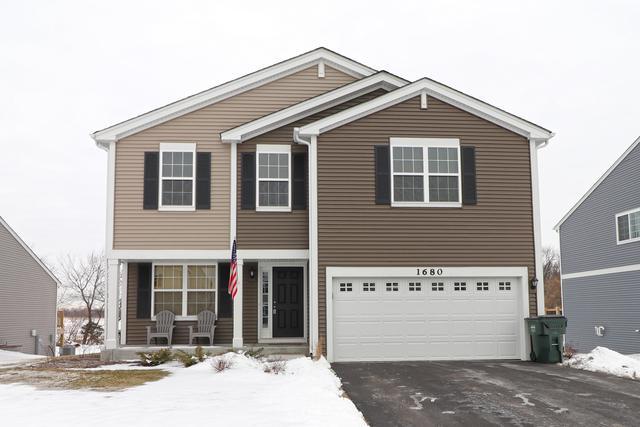 1680 Serenity Drive, Antioch, IL 60002 (MLS #10295138) :: HomesForSale123.com