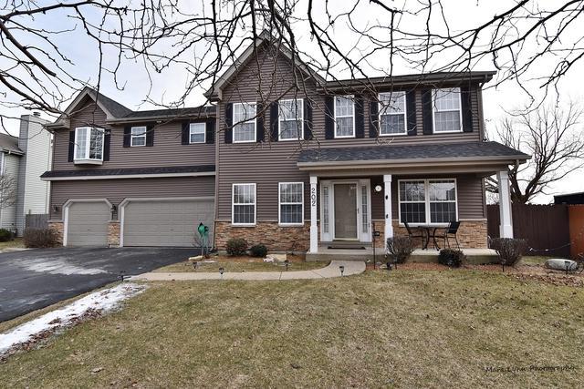 202 Mondovi Drive, Oswego, IL 60543 (MLS #10295199) :: Baz Realty Network | Keller Williams Preferred Realty