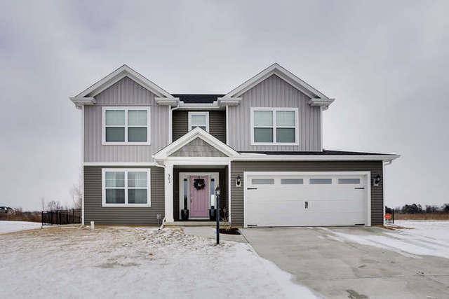 503 Giant City Road, MONTICELLO, IL 61856 (MLS #10295254) :: Ryan Dallas Real Estate