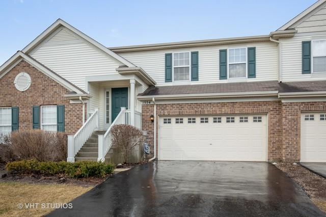 1554 Millbrook Drive, Algonquin, IL 60102 (MLS #10295502) :: HomesForSale123.com