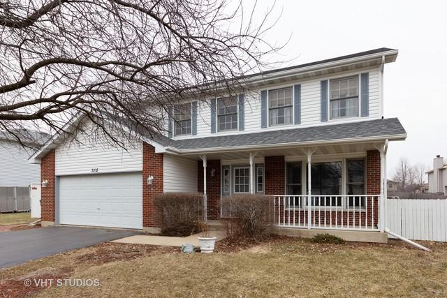 3215 Wexford Lane, Joliet, IL 60431 (MLS #10295629) :: The Dena Furlow Team - Keller Williams Realty