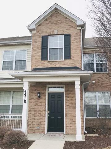 4470 Timber Ridge Court #81, Joliet, IL 60431 (MLS #10295655) :: Helen Oliveri Real Estate