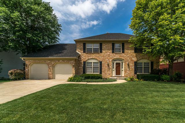 1393 E Gartner Road, Naperville, IL 60540 (MLS #10295890) :: The Dena Furlow Team - Keller Williams Realty
