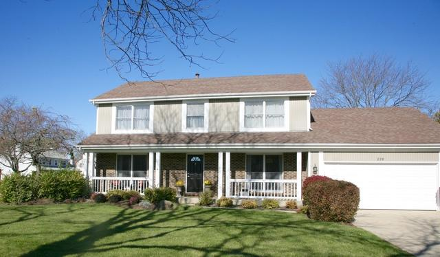 220 Adler Drive, Libertyville, IL 60048 (MLS #10296097) :: Century 21 Affiliated