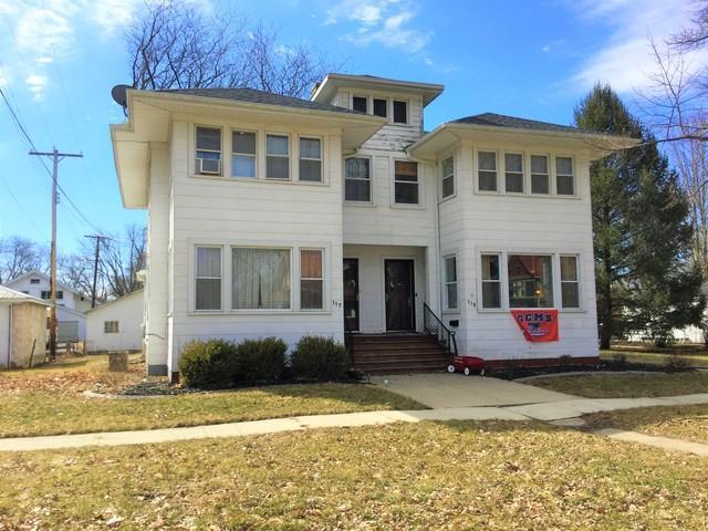 115 E 12th Street, Gibson City, IL 60936 (MLS #10296425) :: Ryan Dallas Real Estate
