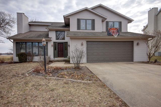 2710 Woodridge Road, Champaign, IL 61822 (MLS #10296518) :: Ryan Dallas Real Estate