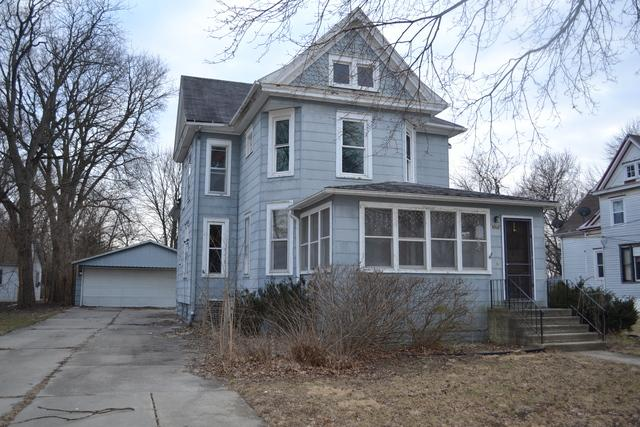 305 E Oak Street, Chatsworth, IL 60921 (MLS #10296608) :: HomesForSale123.com