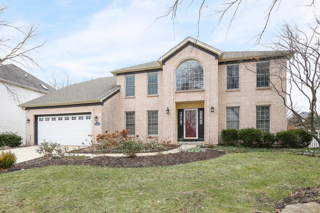 2620 Wild Timothy Road, Naperville, IL 60564 (MLS #10296617) :: Baz Realty Network | Keller Williams Preferred Realty