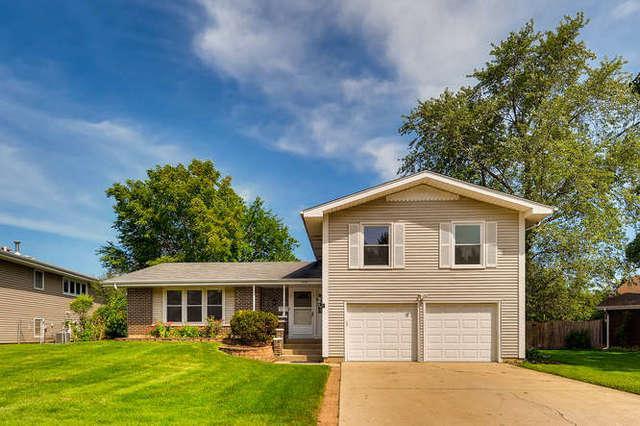 1460 Caldwell Lane, Hoffman Estates, IL 60169 (MLS #10296992) :: Baz Realty Network | Keller Williams Preferred Realty