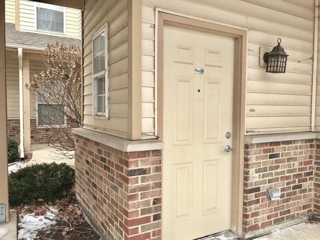 3612 Thornhill Drive #3612, Champaign, IL 61822 (MLS #10297351) :: Ryan Dallas Real Estate