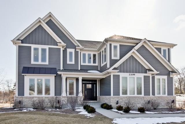 23199 N Sanctuary Club Drive, Kildeer, IL 60047 (MLS #10297544) :: Helen Oliveri Real Estate