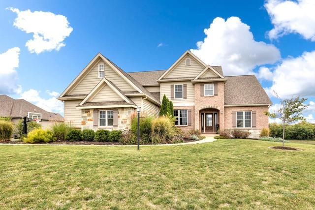 302 Constitution Boulevard, MONTICELLO, IL 61856 (MLS #10297691) :: Ryan Dallas Real Estate