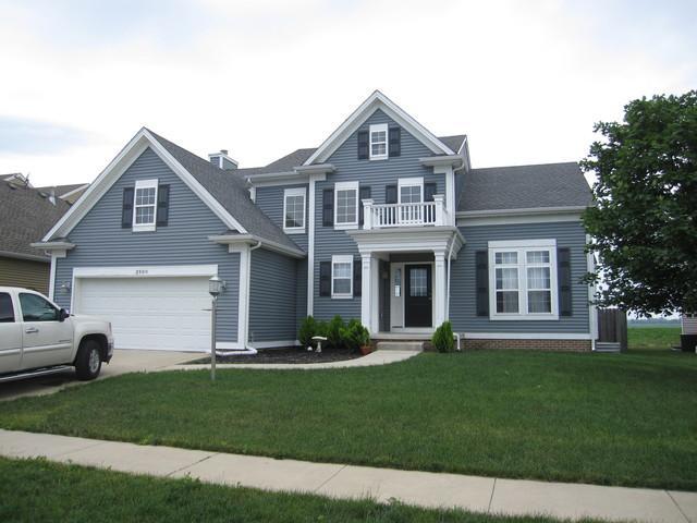 3908 Boulder Ridge Drive, Champaign, IL 61822 (MLS #10297985) :: Ryan Dallas Real Estate