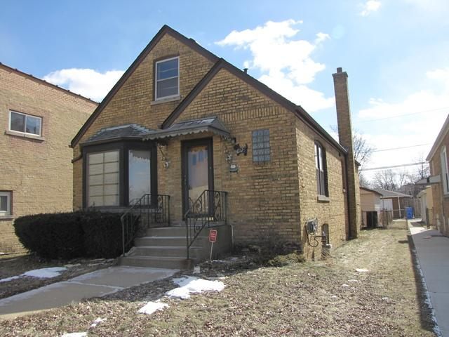 6121 W Touhy Avenue, Chicago, IL 60646 (MLS #10298255) :: The Dena Furlow Team - Keller Williams Realty