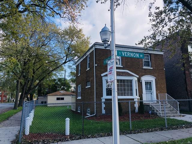6601 S Vernon Avenue, Chicago, IL 60637 (MLS #10298487) :: HomesForSale123.com