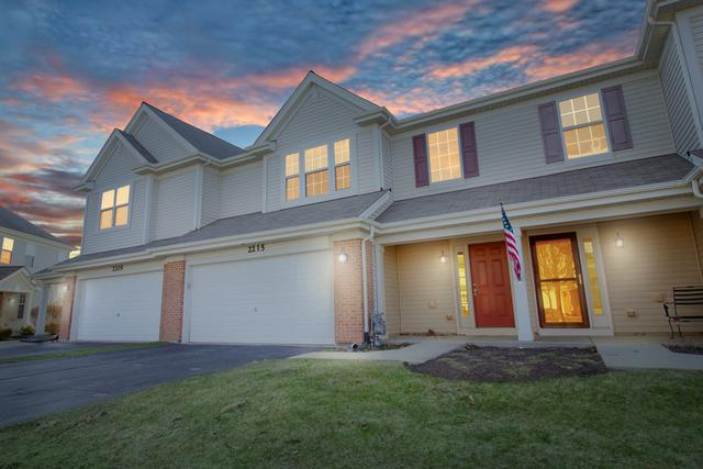 2215 Pembridge Drive, Lake In The Hills, IL 60156 (MLS #10298748) :: Helen Oliveri Real Estate