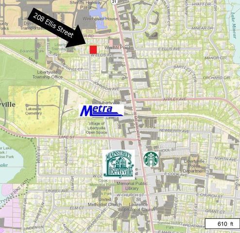 Lot 21 W Ellis Avenue, Libertyville, IL 60048 (MLS #10298828) :: Baz Realty Network | Keller Williams Preferred Realty