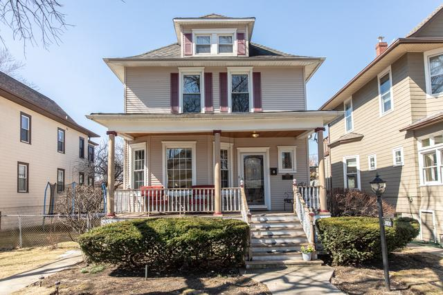3808 N Ridgeway Avenue, Chicago, IL 60618 (MLS #10298862) :: The Dena Furlow Team - Keller Williams Realty