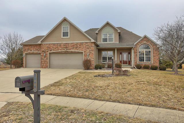 1606 Waterford Place, Champaign, IL 61821 (MLS #10298865) :: Baz Realty Network | Keller Williams Preferred Realty
