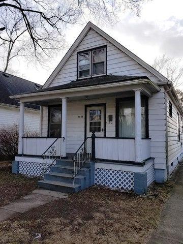 3426 Union Avenue, Steger, IL 60475 (MLS #10298975) :: The Dena Furlow Team - Keller Williams Realty