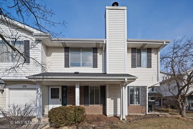 572 Willowcreek Court #572, Clarendon Hills, IL 60514 (MLS #10299030) :: Baz Realty Network   Keller Williams Preferred Realty