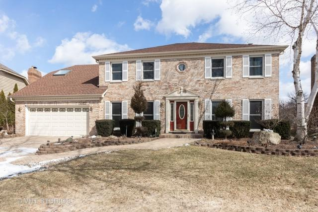 1452 Terrance Drive, Naperville, IL 60565 (MLS #10299188) :: Baz Realty Network | Keller Williams Preferred Realty