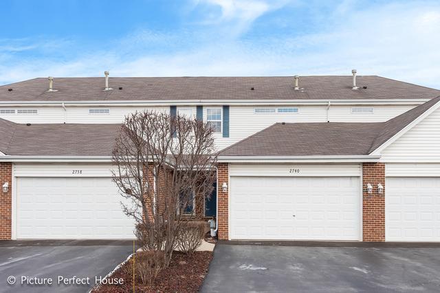 2740 Foxwood Drive #2740, New Lenox, IL 60451 (MLS #10299224) :: Baz Realty Network | Keller Williams Preferred Realty