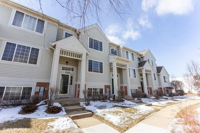 1333 New Haven Drive #1333, Cary, IL 60013 (MLS #10299274) :: Baz Realty Network | Keller Williams Preferred Realty