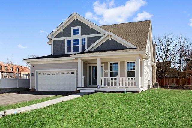 815 Timbers Edge Lane, Northbrook, IL 60062 (MLS #10299437) :: The Dena Furlow Team - Keller Williams Realty