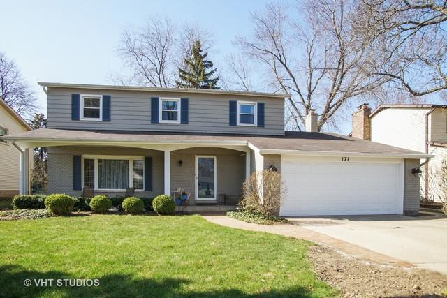 171 University Drive, Buffalo Grove, IL 60089 (MLS #10299559) :: T2K Properties