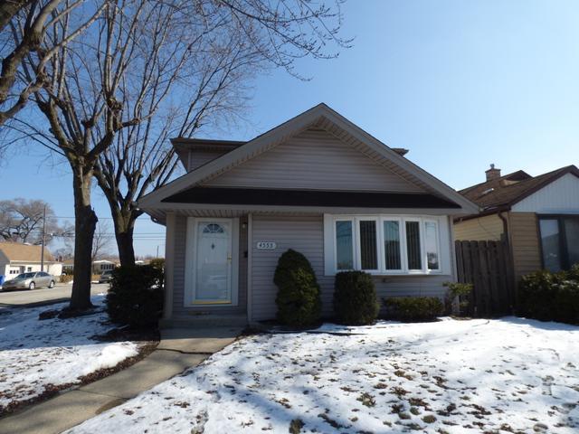 4555 N Sayre Avenue, Harwood Heights, IL 60706 (MLS #10299657) :: HomesForSale123.com