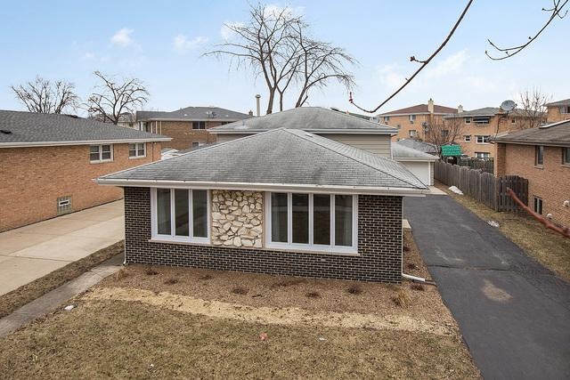 6016 Marshall Avenue, Chicago Ridge, IL 60415 (MLS #10299820) :: Baz Realty Network | Keller Williams Preferred Realty