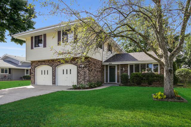 809 Westfield Lane, Schaumburg, IL 60193 (MLS #10299877) :: HomesForSale123.com